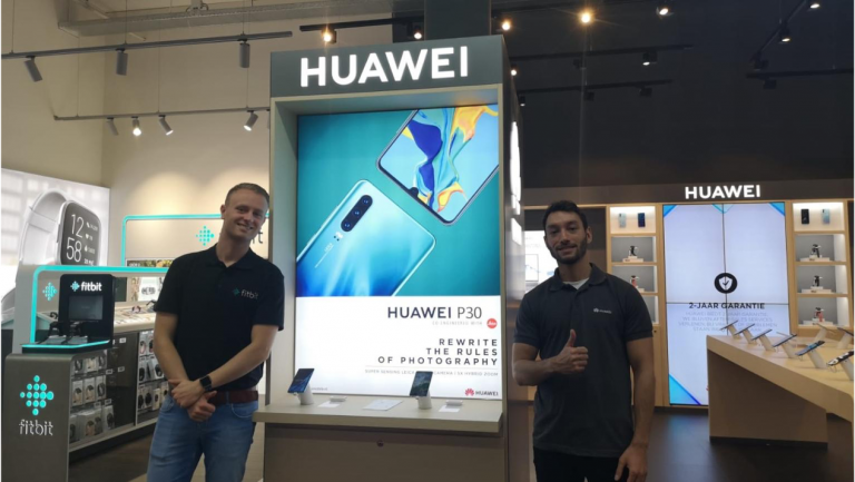 Huawei Shop in Shop
