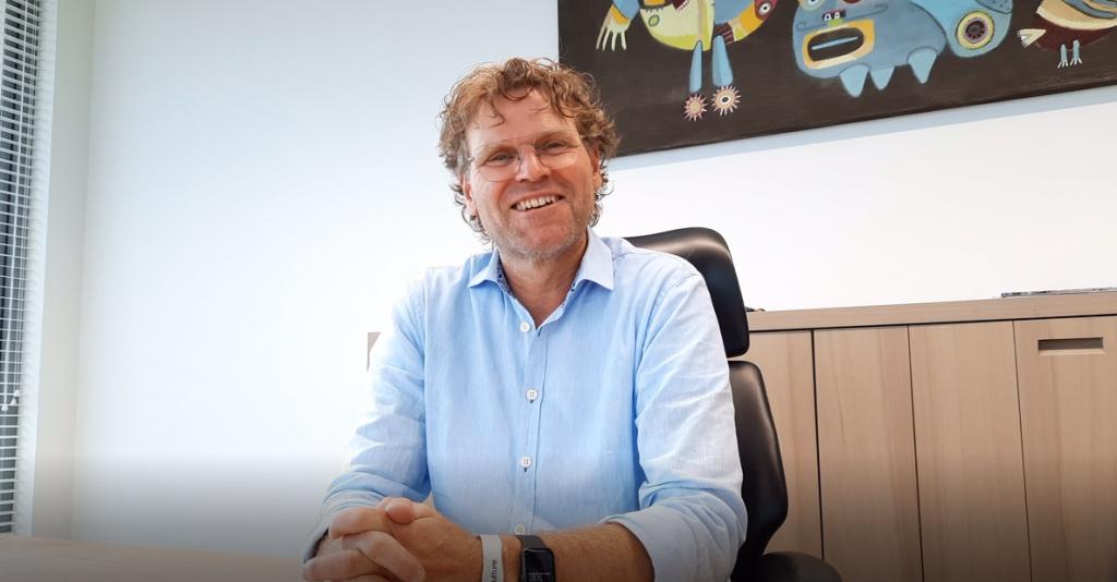 25 jaar Racktime in de ogen van Hans Knipscheer
