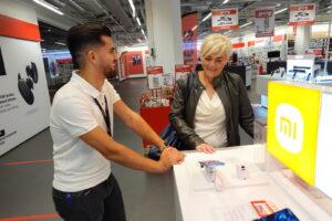 Sales Shop-in-Shop promotoren