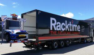 Racktime bij Dutch Grand Prix