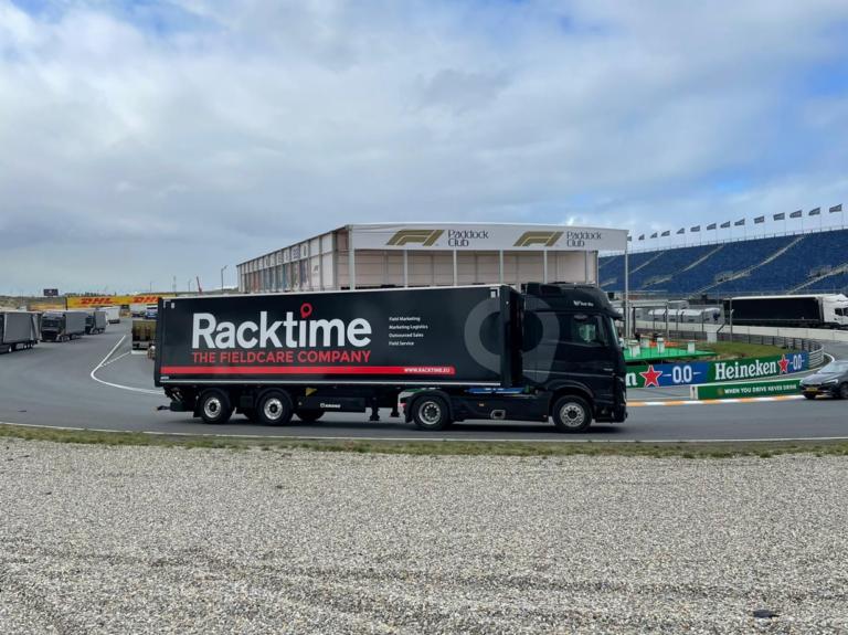 Racktime bij event van 2021, Dutch Grand Prix