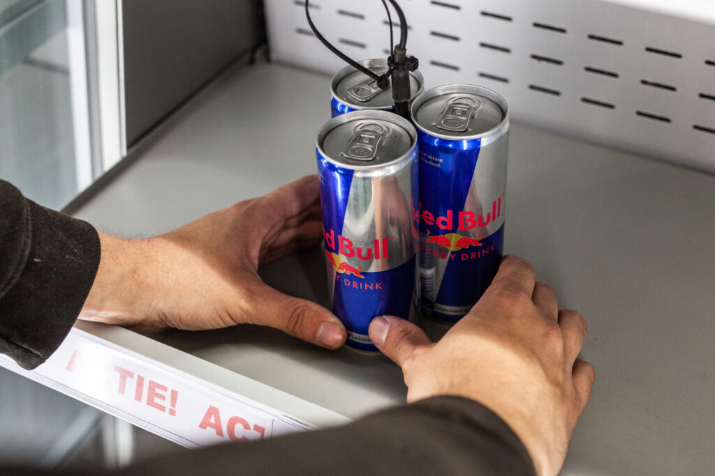 Red Bull Cooler Management